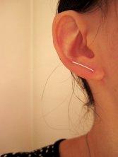 grimpeur d'oreille minimaliste
